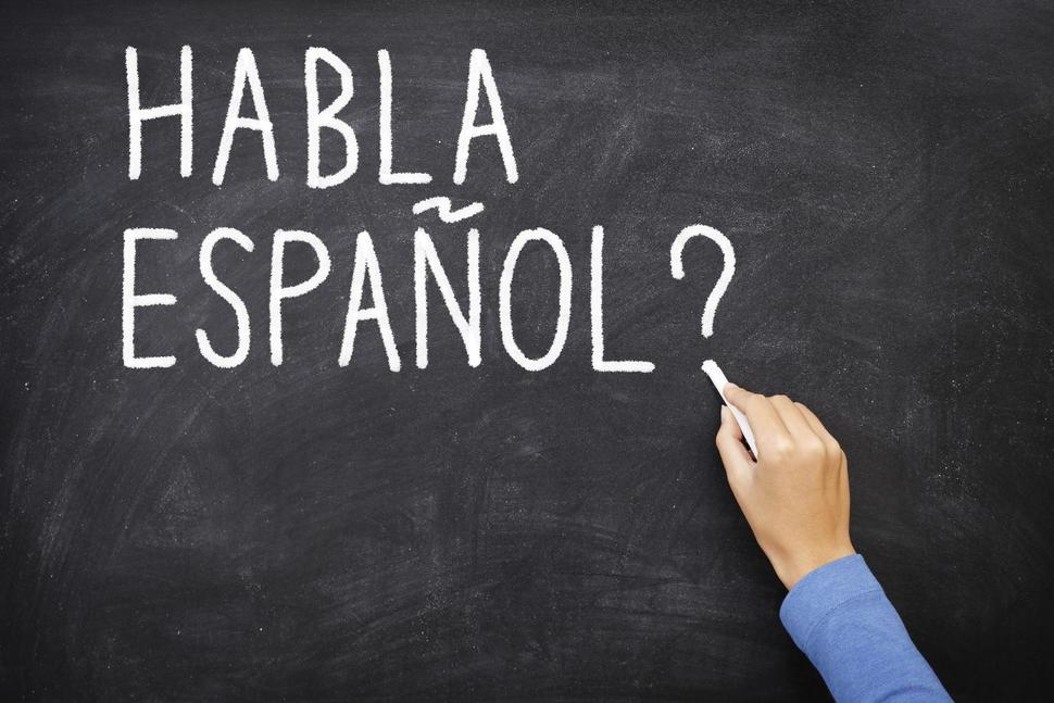 Traditional Spanish Language