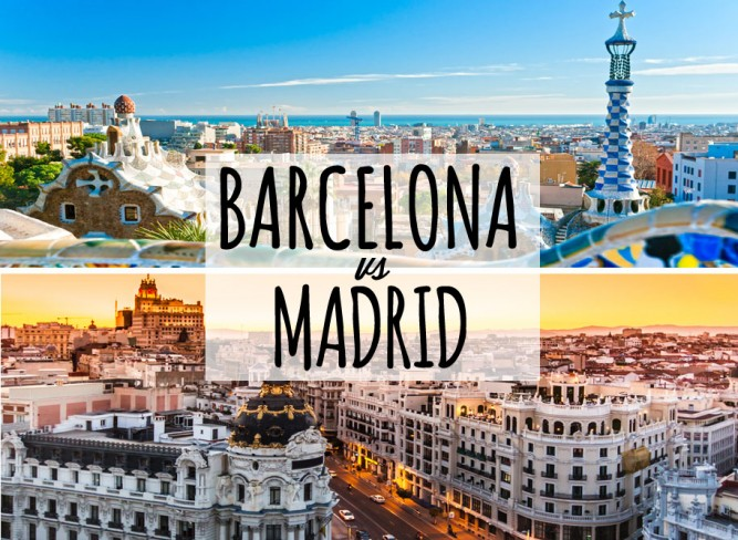 5 Reasons to Bypass Barcelona & Study Abroad in Madrid